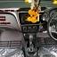 พรมปูพื้นรถยนต์ 5D เข้ารูป Honda CITY 2014 - 2017 สีดำ thumbnail 12