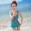 SM-V1-062 ชุดว่ายน้ำแฟชั่น คนอ้วน เด็ก ดารา thumbnail 3