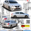 ชุดแต่ง Almera 2013 รุ่น Z-I (5 ชิ้น)