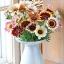 ดอกเดซี่ 3 สี คละสี - Tricolor Daisy Flower thumbnail 2