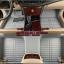 พรมปูพื้นรถยนต์ 5D เข้ารูป Honda BRV สีน้ำตาล thumbnail 12