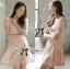 DR-LR-082 Lady Rosy Beautiful Sweet Elegant Dress thumbnail 7