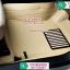 พรมปูพื้นรถยนต์ 5D เข้ารูป Honda BRV สีน้ำตาล thumbnail 21