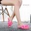 รองเท้าแตะคีบยางซิลิโคน ดอกไม้ ฟูฟรุ๊งฟริ๊ง mellissa thumbnail 3