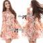 Lady Sakura Chiffon Dress L203-89C06 thumbnail 7