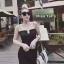 Dress Collection ป้าย Miss YaPa เดรสสายเดี่ยว thumbnail 2