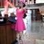 3Colorful Dress with Ribbon Back S140-75C08 thumbnail 2