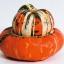 (Whole 1 Oz.) ฟักทองหมวก - Turk's Turban Pumpkin thumbnail 1