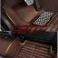 พรมปูพื้นรถยนต์ 5D เข้ารูป Honda BRV สีน้ำตาล thumbnail 10