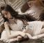 DR-LR-133 Lady Clare Classic Elegant Pearl Lace Dress thumbnail 3