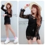 Ally Lace Mini Dress C139-53A02 thumbnail 2