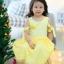Star Princess Dress ชุดเดรสเด็กสีเหลือง thumbnail 6