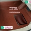 พรมปูพื้นรถยนต์ 5D เข้ารูป Honda BRV สีน้ำตาล thumbnail 18
