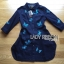 Lady Grace Sweet Feminine Butterfly Embroidered Denim Shirt Dress L215-85C07 thumbnail 10