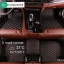 พรมปูพื้นรถยนต์ 5D เข้ารูป Honda BRV สีน้ำตาล thumbnail 40