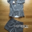 Lady Grace Smart Casual Check Printed Blouse and Shorts Set L200-79C06 thumbnail 20