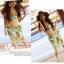 SM-V1-235 ชุดว่ายน้ำแฟชั่น คนอ้วน เด็ก ดารา thumbnail 3