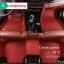พรมปูพื้นรถยนต์ 5D เข้ารูป Honda BRV สีน้ำตาล thumbnail 42