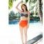 SM-V1-274 ชุดว่ายน้ำแฟชั่น คนอ้วน เด็ก ดารา thumbnail 4