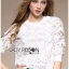 Lady Ella Sweet & Sporty Lace Jumper L236-75C07 thumbnail 6