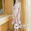 Dress Pink Embroidery Lace Lady Sweet thumbnail 6