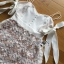 Lady Maria Sweet Sexy Stripy Ribbon Lace Dress L258-7903 thumbnail 15