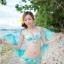 SM-V1-298 ชุดว่ายน้ำแฟชั่น คนอ้วน เด็ก ดารา thumbnail 3