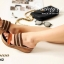 รองเท้าลำลอง สไตล์สุขภาพ แบบสวมสายคาดแถบ 2 ระดับ thumbnail 6