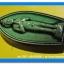 ไอ้ไข่ เด็กวัดเจดีย์ รุ่นที่ระลึกกฐิน ๕๙ เนื้อกระเบื้องเคลือบเผาสีเขียว thumbnail 5