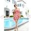 SM-V1-239 ชุดว่ายน้ำแฟชั่น คนอ้วน เด็ก ดารา thumbnail 4