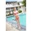 SM-V1-132 ชุดว่ายน้ำแฟชั่น คนอ้วน เด็ก ดารา thumbnail 4
