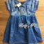 Lady Sweet Effortless Embroidered Denim Dress L152-65C03 thumbnail 8