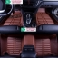 พรมปูพื้นรถยนต์ 5D เข้ารูป Honda CRV G5 2017 สีดำ thumbnail 60
