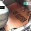 พรมปูพื้นรถยนต์ 5D เข้ารูป Honda BRV สีน้ำตาล thumbnail 23