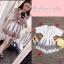 จั้มสูทขาสั้น งานผ้าทอ ลายดอกสไตล์สาวโบฮีเมี่ยน thumbnail 5
