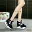 รองเท้าผ้าใบแบบผูกเชือก สูง 5 นิ้ว thumbnail 5