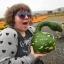 (Whole 1 Oz) น้ำเต้าคอหงส์ - Speckled Swan Gourd thumbnail 2