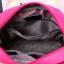กระเป๋าผ้าแคนวาสสีแดงแต่งตัวห้อยรูปม้า งานน่ารักสไตล์แบรนด์ LAGAFFE thumbnail 5