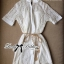 Lady Jennifer Sweet Button Down Organza Lace Dress L182-69C03 thumbnail 6