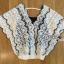 Lady Vanessa Vintage Scallop Lace Blouse L269-6514 thumbnail 16