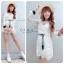 Ally Lace Mini Dress C139-53A02 thumbnail 3