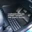 พรมปูพื้นรถยนต์ 5D Toyota CHR ซีเอสอาร์ พรม 5D 6D สำเนา thumbnail 3