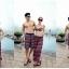SM-V1-107 ชุดว่ายน้ำแฟชั่น คนอ้วน เด็ก ดารา thumbnail 3