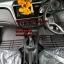 พรมปูพื้นรถยนต์ 5D เข้ารูป Honda CITY 2014 - 2017 สีดำ thumbnail 14