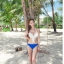 SM-V1-227 ชุดว่ายน้ำแฟชั่น คนอ้วน เด็ก ดารา thumbnail 13