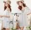 DR-LR-222 Temperley London Giovanna Embellished White Tunic Dress thumbnail 12