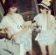 Abigail Pretty and Sexy White Lace Mini Dress L216-65C04 thumbnail 7