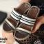 รองเท้าลำลอง สไตล์สุขภาพ แบบสวมสายคาดแถบ 2 ระดับ thumbnail 3
