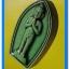 ไอ้ไข่ เด็กวัดเจดีย์ รุ่นที่ระลึกกฐิน ๕๙ เนื้อกระเบื้องเคลือบเผาสีเขียว thumbnail 4