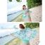 SM-V1-298 ชุดว่ายน้ำแฟชั่น คนอ้วน เด็ก ดารา thumbnail 10